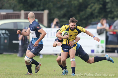 Worthing Raiders V Redingensians 031015