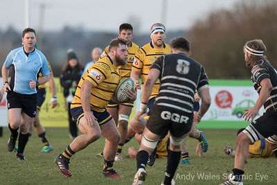 Chinnor V Raiders 031216-1520