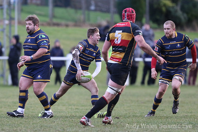 Cinderford V Raiders 2017-12