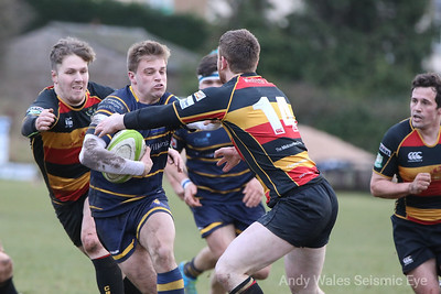 Cinderford V Raiders 2017-18