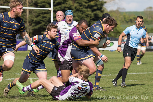 Raiders v Exmouth 290417-2292