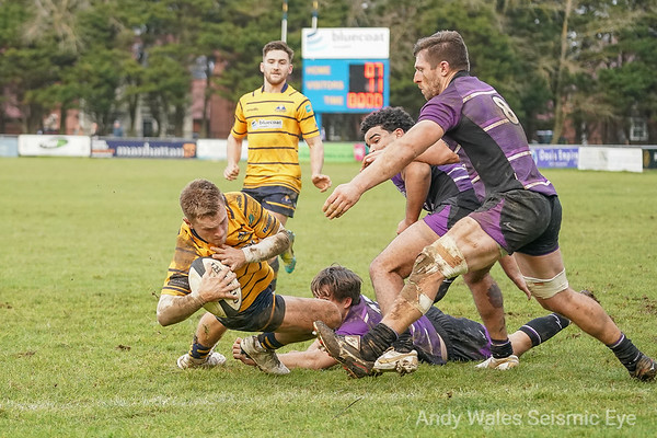 Leicester Lions v Raiders-09385