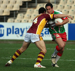 Action from the Illawarra Carlton Rugby League Final between Shellharbour and Corrimal at WIN Stadium on Saturday the 22ndAugust 2009. The match was won by Shellharbour 33-24. Photo - Rob Sheeley - www.robshots.com.au