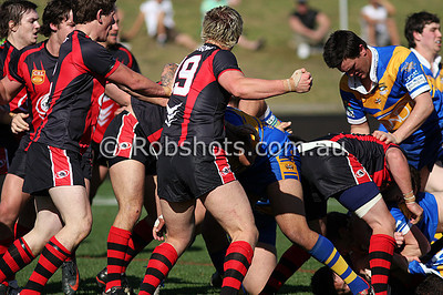 Reserve Grade Minor Preliminary Final - Collegians Vs Berkeley - 034