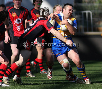 Reserve Grade Minor Preliminary Final - Collegians Vs Berkeley - 027