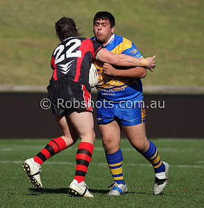 Reserve Grade Minor Preliminary Final - Collegians Vs Berkeley - 023