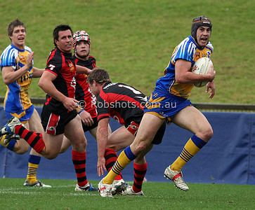 Rd 11 - Collegians Vs Dapto - 24