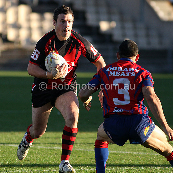 Collegians Vs Wests July 5th - 044