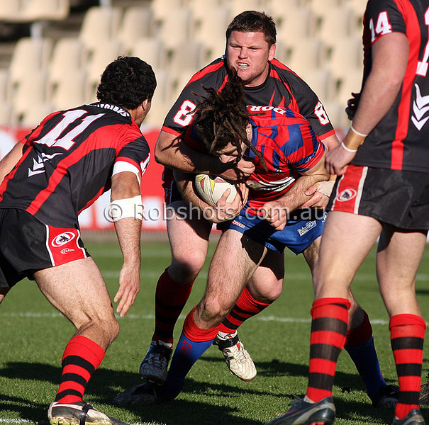 Collegians Vs Wests July 5th - 014