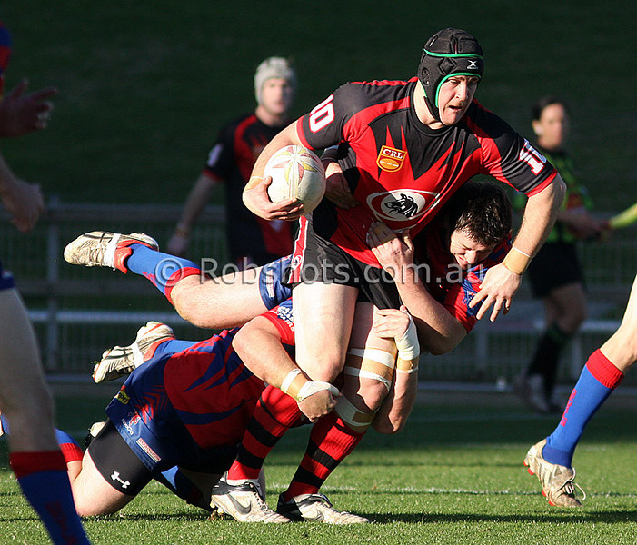 Collegians Vs Wests July 5th - 026