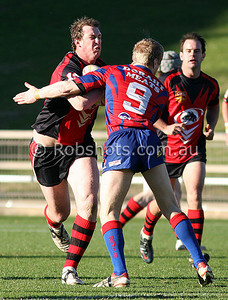 Collegians Vs Wests July 5th - 09