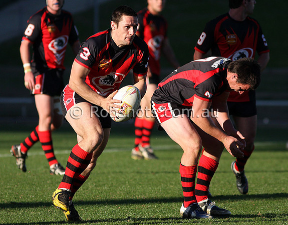 Collegians Vs Wests July 5th - 030