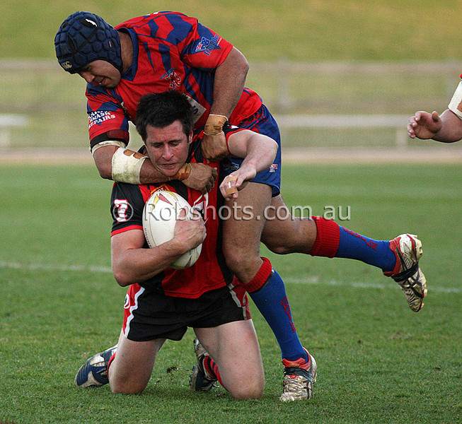 Collegians Vs Wests July 5th - 058