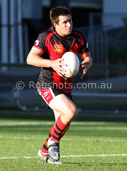 Collegians Vs Wests July 5th - 028