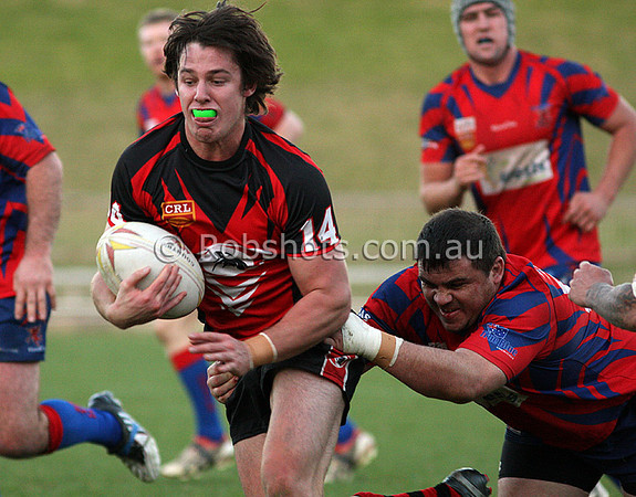 Collegians Vs Wests July 5th - 054