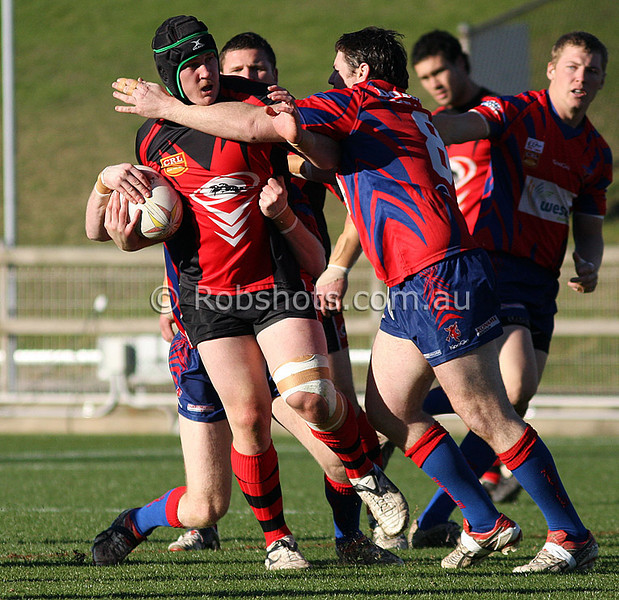 Collegians Vs Wests July 5th - 010