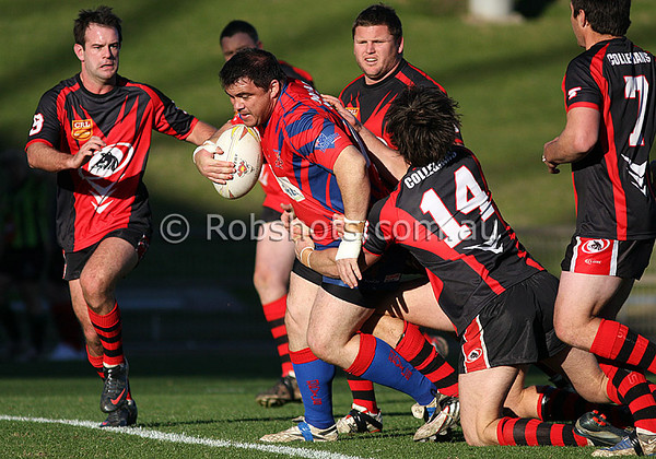 Collegians Vs Wests July 5th - 015