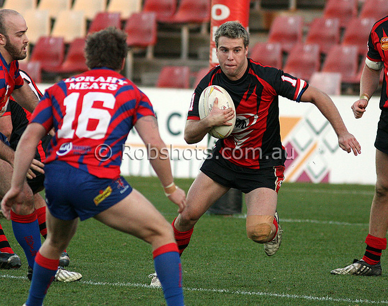 Collegians Vs Wests July 5th - 063