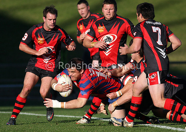 Collegians Vs Wests July 5th - 016