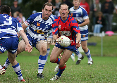 R2 - Thirroul Vs Wests - Reece Simmonds