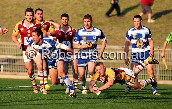"""Images from Carlton Illawarra League 1st Grade Preliminary Final between Thirroul and Shellharbour played at WIN Stadium on Sunday the 29th August 2010 (Photo: Rob Sheeley -  <a href=""""http://www.robshots.com.au"""">http://www.robshots.com.au</a>)"""
