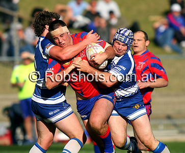 Images from Carlton Illawarra League 1st Grade Semi Final between Western Sunurbs and Thirroul played at WIN Stadium on Sunday the 22nd August 2010 (Photo: Rob Sheeley - www.robshots.com.au)