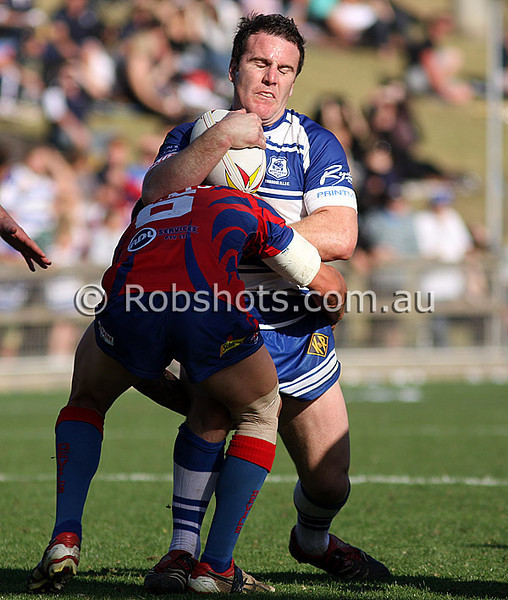 """Images from the Carlton Illawarra Rugby League Grand Final between Wests and Thirroul at WIN Stadium on Sunday September 6th 2009. The match was won by Wests 14-4 [Photo: Rob Sheeley -  <a href=""""http://www.robshots.com.au"""">http://www.robshots.com.au</a>]"""