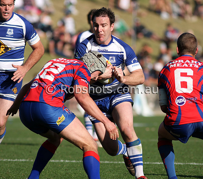 "Images from the Carlton Illawarra Rugby League Grand Final between Wests and Thirroul at WIN Stadium on Sunday September 6th 2009. The match was won by Wests 14-4 [Photo: Rob Sheeley -  <a href=""http://www.robshots.com.au"">http://www.robshots.com.au</a>]"