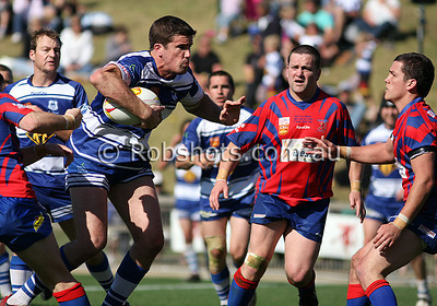 Images from the Carlton Illawarra Rugby League  Reserve Grade Grand Final between Wests and Thirroul at WIN Stadium on Sunday September 6th 2009. The match was won by Thirroul 42-12 [Photo: Rob Sheeley - www.robshots.com.au]