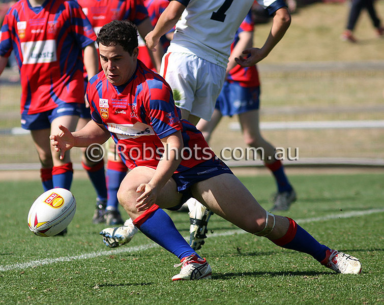 """Images from the Carlton Illawarra Rugby League  Reserve Grade Grand Final between the University Of Wollongong Titans and Wests l at WIN Stadium on Sunday September 6th 2009. The match was won by The U.O.W Titans [Photo: Rob Sheeley -  <a href=""""http://www.robshots.com.au"""">http://www.robshots.com.au</a>]"""