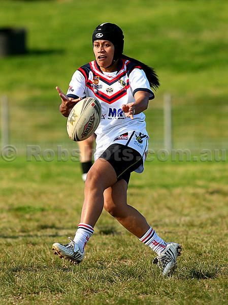 Images from the Ilawarra Womens Rugby League match between Port Kembla & The UOW Titans, played at Noel Mulligan Oval on Saturday, July 2nd 2011  (PHOTO: Robshots.com.au)
