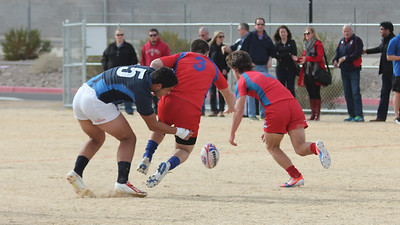 Rugby - NorCal All Star - Las Vegas Sevens Game Pic