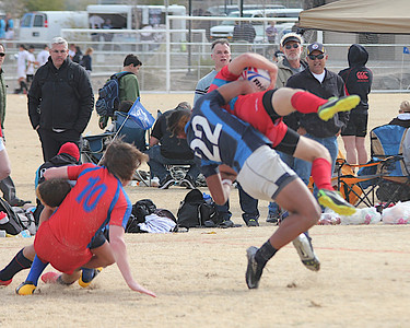 2014_01-24 Rugby LV Sevens NorCal AllStars tackle_1996