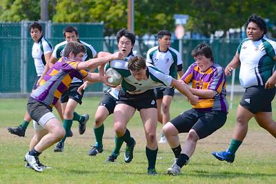 Rugby - Peninsula Green Rugby Club