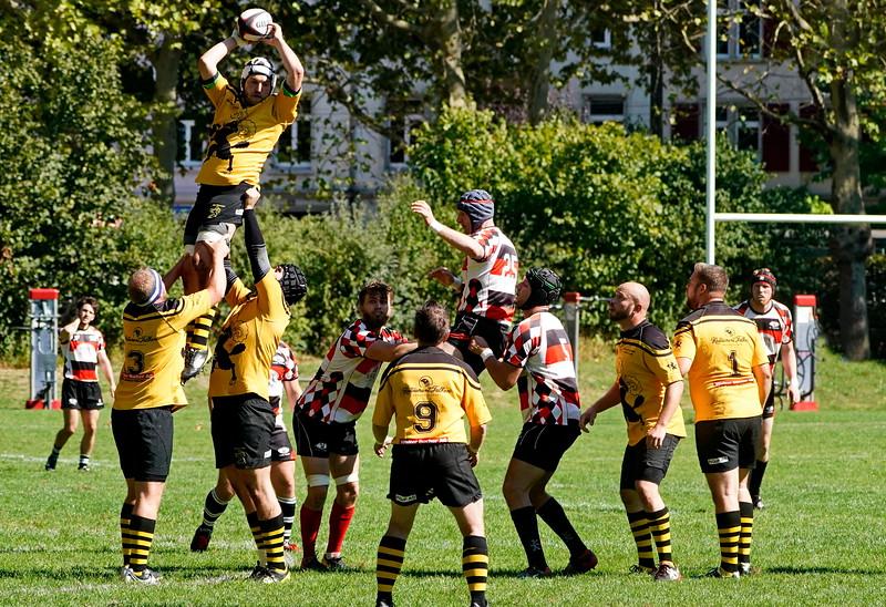 Rugby RFC Basel v  RC Schaffhausen (4) © Klaus Brodhage