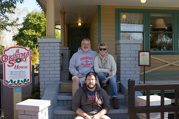 Cleveland/Christmas Story House (Notre Dame College)
