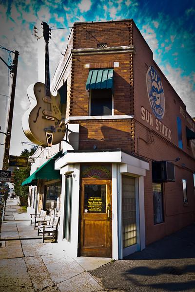 Sun Studios, Memphis TN (Arkansas St)
