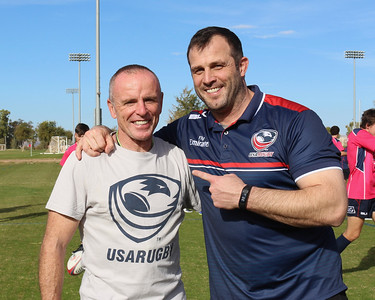 Rugby - USA HS All Americans - 2016 Winter Camp - Coaches