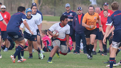 Rugby - USA HS All Americans - 2016 Winter Camp - Players