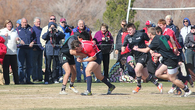 2013_02-09 Rugby HSAA-1 LV Semifinal Game vs OR Loggers 4