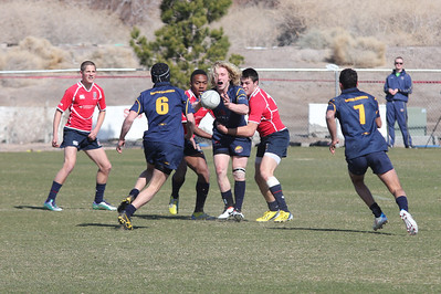 2013_02-09 Rugby HSAA-2 LV Game Action  5