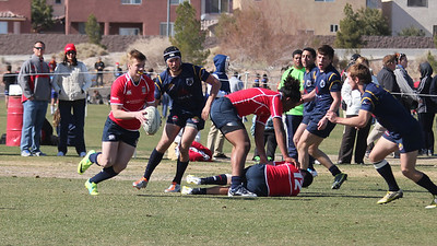 2013_02-09 Rugby HSAA-2 LV Game Action  21