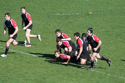 Rugby - USA U19 - Phoenix 2007 - Canada Test Match - 02-18-07