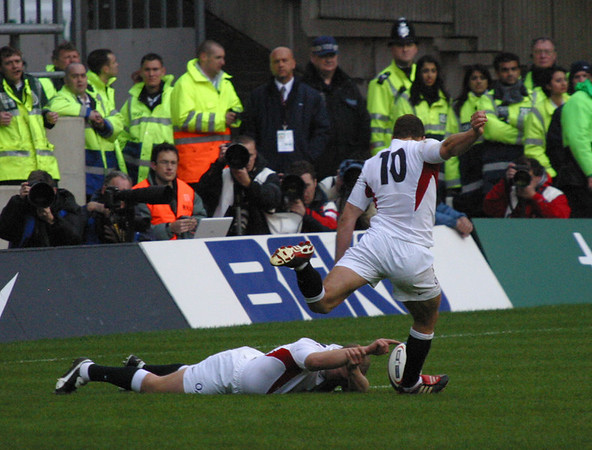Rugby Union - Odds and Sods