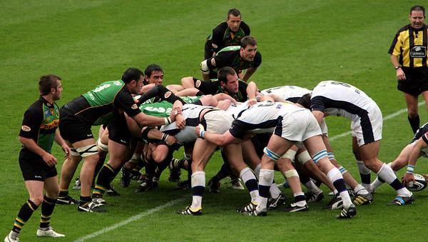 Northampton Saints vs Sale Sharks, Guinness Premiership, Franklin's Gardens, 6 May 2006