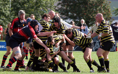 Dundee HSFP vs Melrose, Premiership Division 1, Mayfield, 26 August, 2006