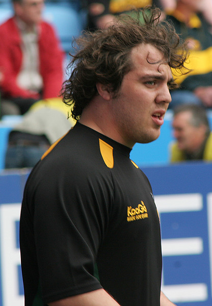 Northampton Saints vs London Wasps, Heineken Cup Semi Final, Ricoh Stadium, 22 April 2007