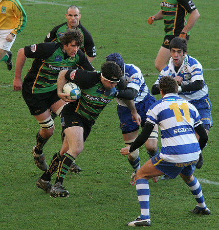 Northampton Saints vs Overmach Parma, Heineken Cup, Franklin's Gardens, 16 December 2006