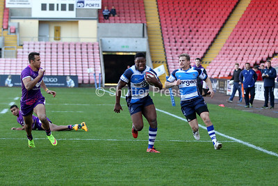 Darlington Mowden Park vs Loughborough Students