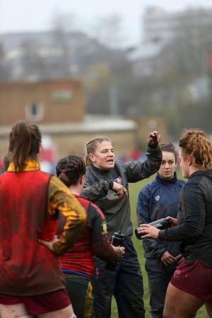 Crawshays RFC vs Wales Women